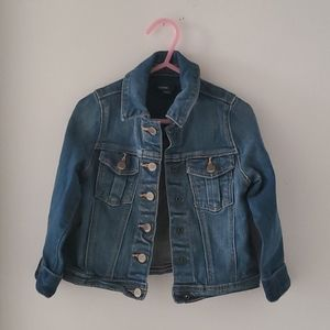 Baby Gap Toddler Jeans Jacket